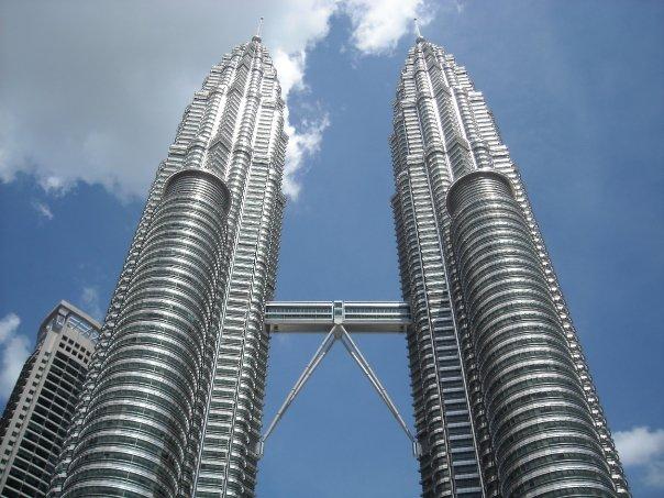Show a symbol of Kuala Lumpur